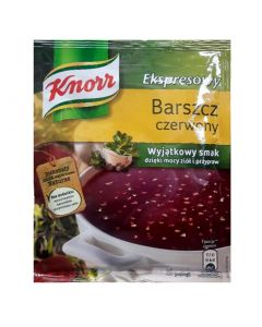 KNORR Instant Red Borscht Soup 53g