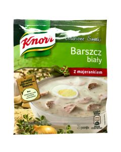 KNORR White Borscht Soup With Marjoram 47g
