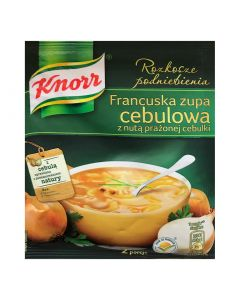 French onion soup 31g - KNORR