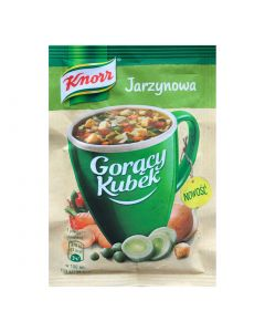 Vegetable instant soup 17g - KNORR