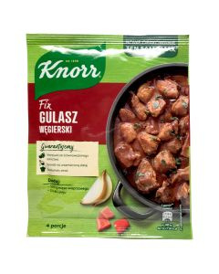 KNORR Spice for Hungarian Goulash 51g