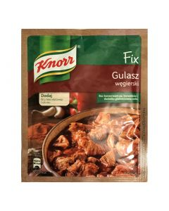 KNORR Spice for Hungarian Goulash 20g