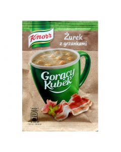 KNORR Sour Ray Soup with Croutons 17g