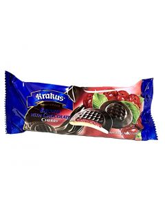 KRAKUS Delicje Biscuit with Cherry Jelly 135g