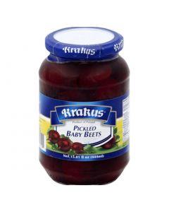 KRAKUS Pickled Baby Beets 425g