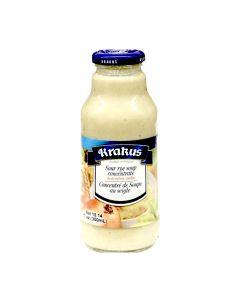 KRAKUS Sour Rye Soup Concentrate 350g