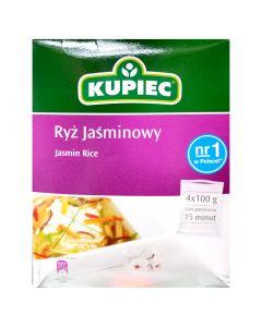 KUPIEC Jasmine Rice 400g