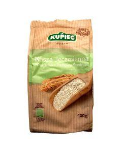 KUPIEC Mazovian average-grained Pearl Barley Groats 400g
