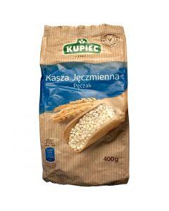 KUPIEC Kasza Jęczmienna Pęczak 400g
