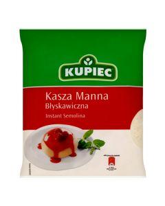 KUPIEC Kasza Manna Blyskawiczna 400g