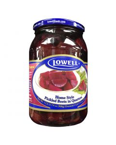 LOWELL Pickled Beets in Quarters 900g