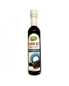 LOWICZ Elderberry Fruit Syrup 250ml