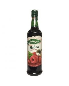 HERBAPOL Raspberry and Briar Rose Syrup 420ml