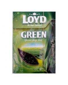 Loyd Tea Zielona herbata Liściasta 80g
