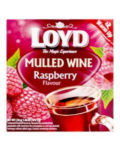 LOYD Tea with Mulled Wine-Raspberry 30g