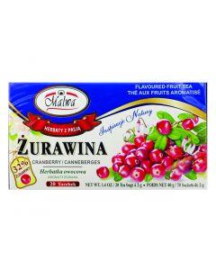 MALWA Cranberry Tea 40g