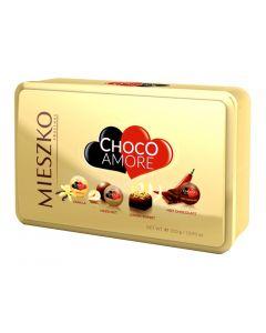 MIESZKO Choco Amore czekoladki nadziewane 310g