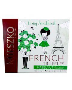 MIESZKO French Truffles Hazelnuts Flavor 175g