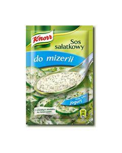 Knorr Sos Salatkowy do Mizerii