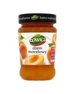 Apricot Jam 280g - Lowicz