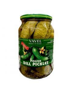 VAVEL Polish Dill Pickles 880g