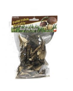 VAVEL Dried Mushrooms Bay Bolete 40g