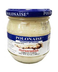 POLONAISE Chrzan tarty 180g