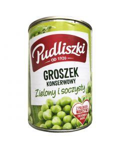 PUDLISZKI Green Peas 400g