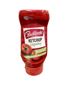 PUDLISZKI Mild Ketchup 470g