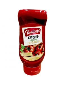 PUDLISZKI Ketchup łagodny premium 480g