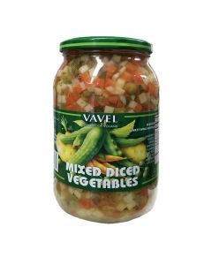 VAVEL Mixed Diced Vegetables 936g