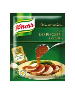 Knorr Gravy Sauce with Onion