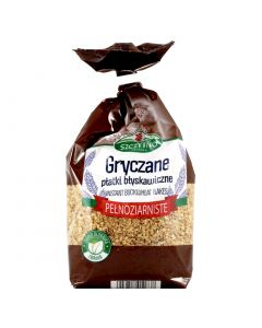 SZCZYTNO Instant Buckwheat Flakes 400g