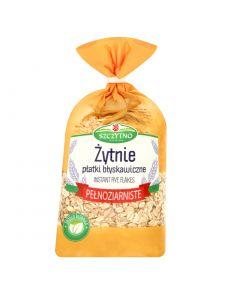 SZCZYTNO Instant Rye Flakes 400g