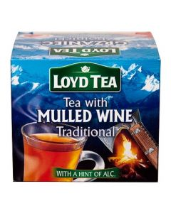 Tea with Mulled Wine-Traditional-with a hint of alcohol 30g