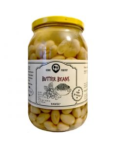 VAVEL Butter Beans 940g