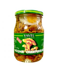 VAVEL Golden Chanterelles 370g