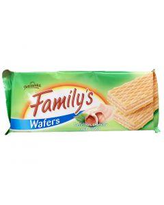 Jutrzenka Familijne Wafle o Smaku Orzechowym 180 g/ 6.3 oz