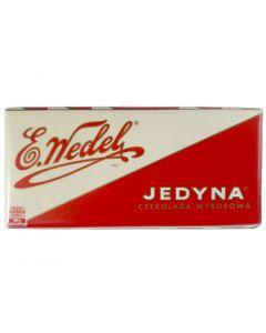 WEDEL Chocolate Jedyna 100g