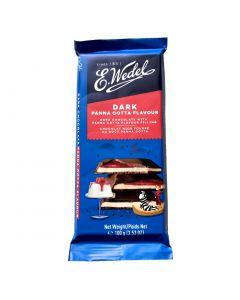 WEDEL Dark Chocolate Panna Cotta 100g