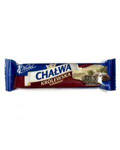 WEDEL Chałwa Królewska o smaku kakaowym 50g