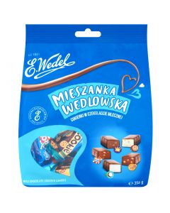 WEDEL Chocolate Covered Candies Mix 356g