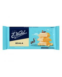 Wedel White Chocolate 100g