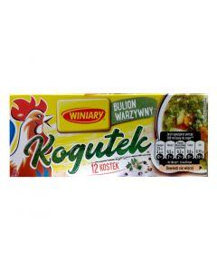 WINIARY Vegetable  Bouillon Cubes 108g