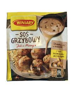 WINIARY Mushrooms Sauce 32g